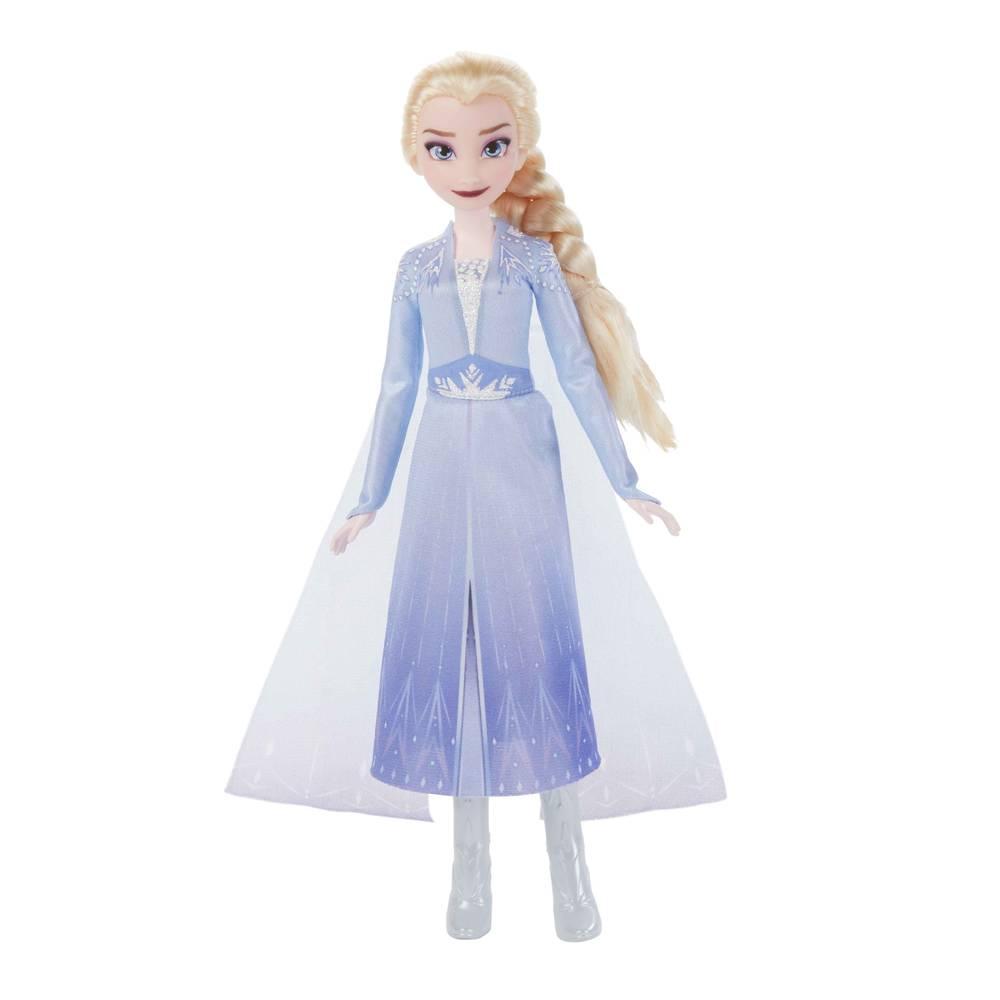 Disney Frozen 2 zingende pop Elsa & Anna