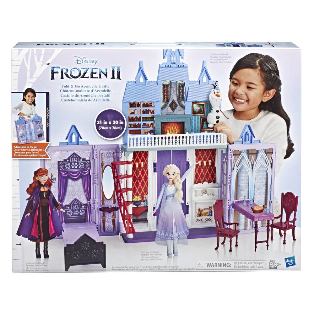Frozen 2 uitklapkasteel