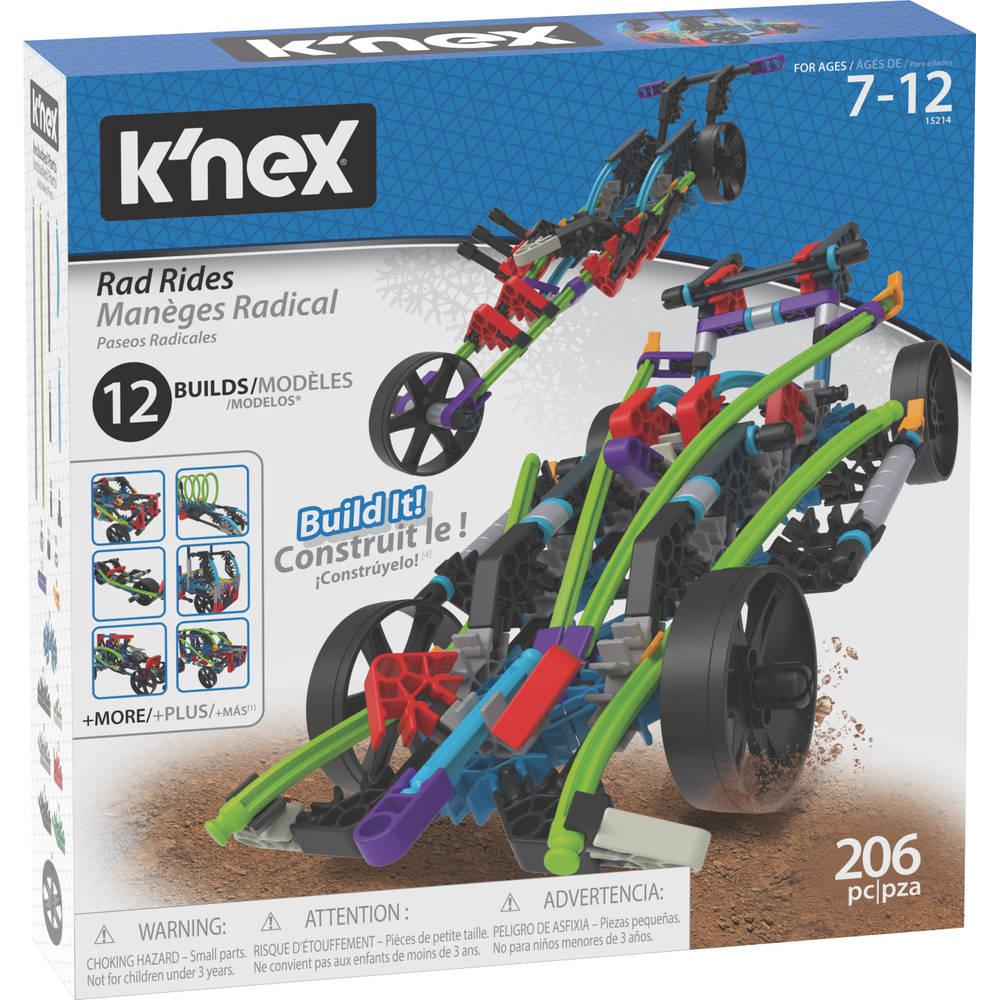 K'NEX Rad Rides bouwset