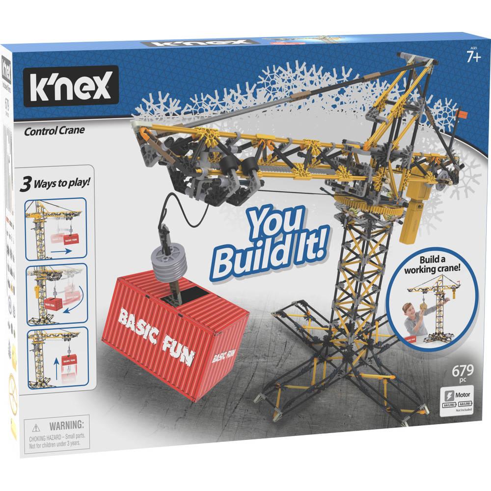 K'NEX constructiekraan bouwset