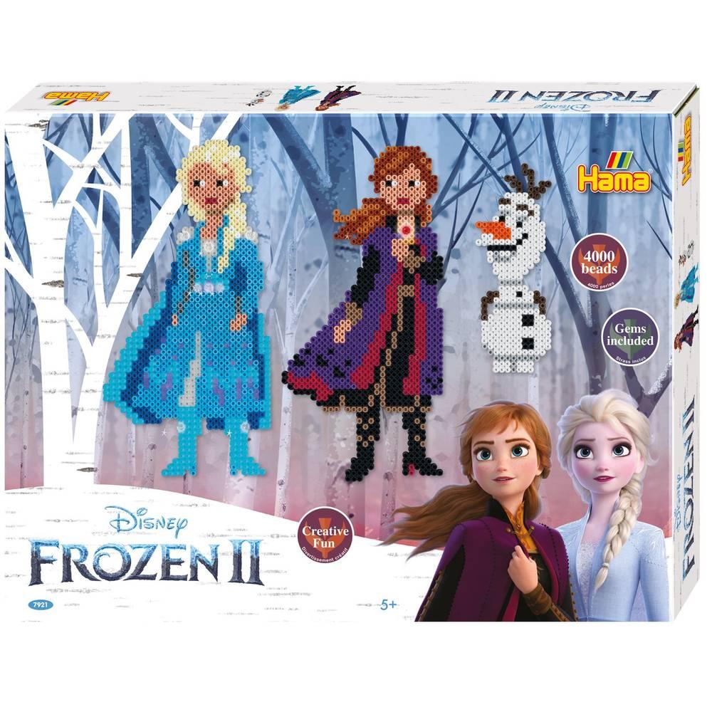 Hama Strijkkralen Disney Frozen 2 set 4000-delig