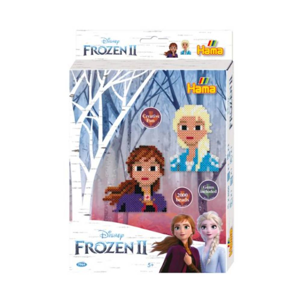 Hama Strijkkralen Disney Frozen 2 set 2000-delig