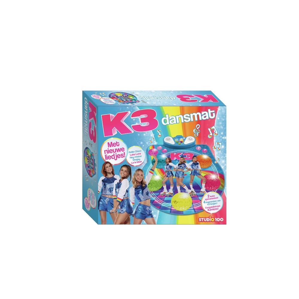 K3 dansmat rollerdisco V2