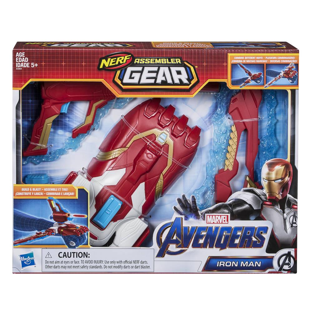NERF Avengers Assembler Gear Iron Man