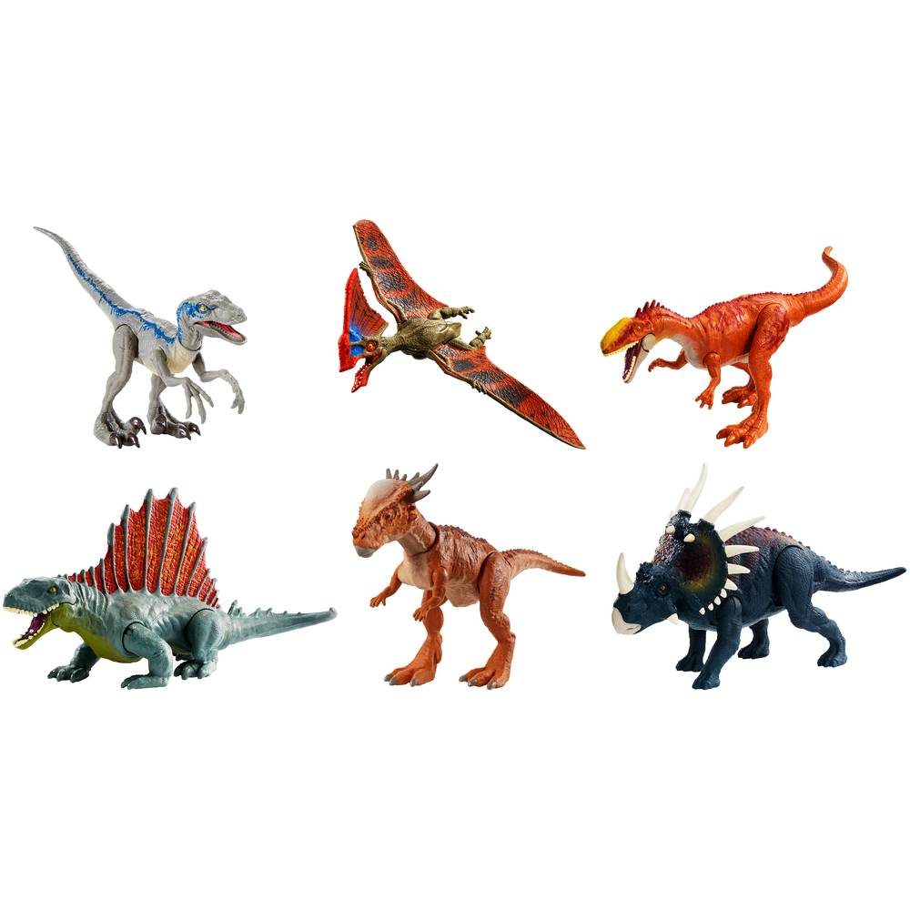Jurassic World Savage Strike dinosaurus