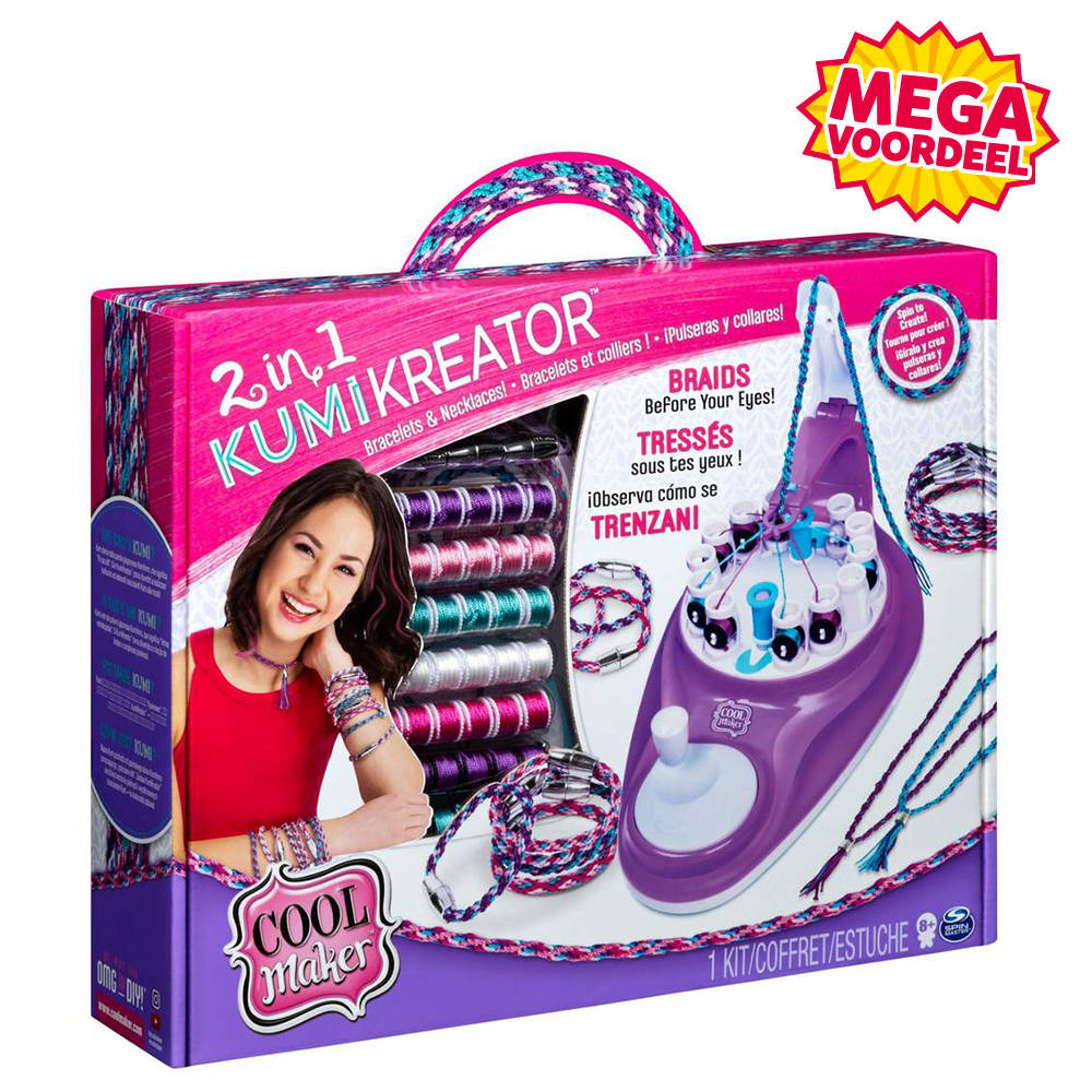 Kumi Cools Cool Maker - Kumi Kreator Studio 2 in 1 set