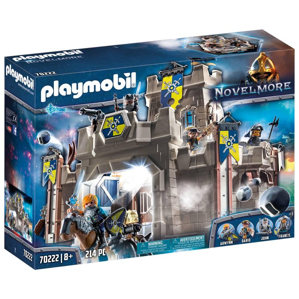 PLAYMOBIL Novelmore kasteel van de ridders 70222