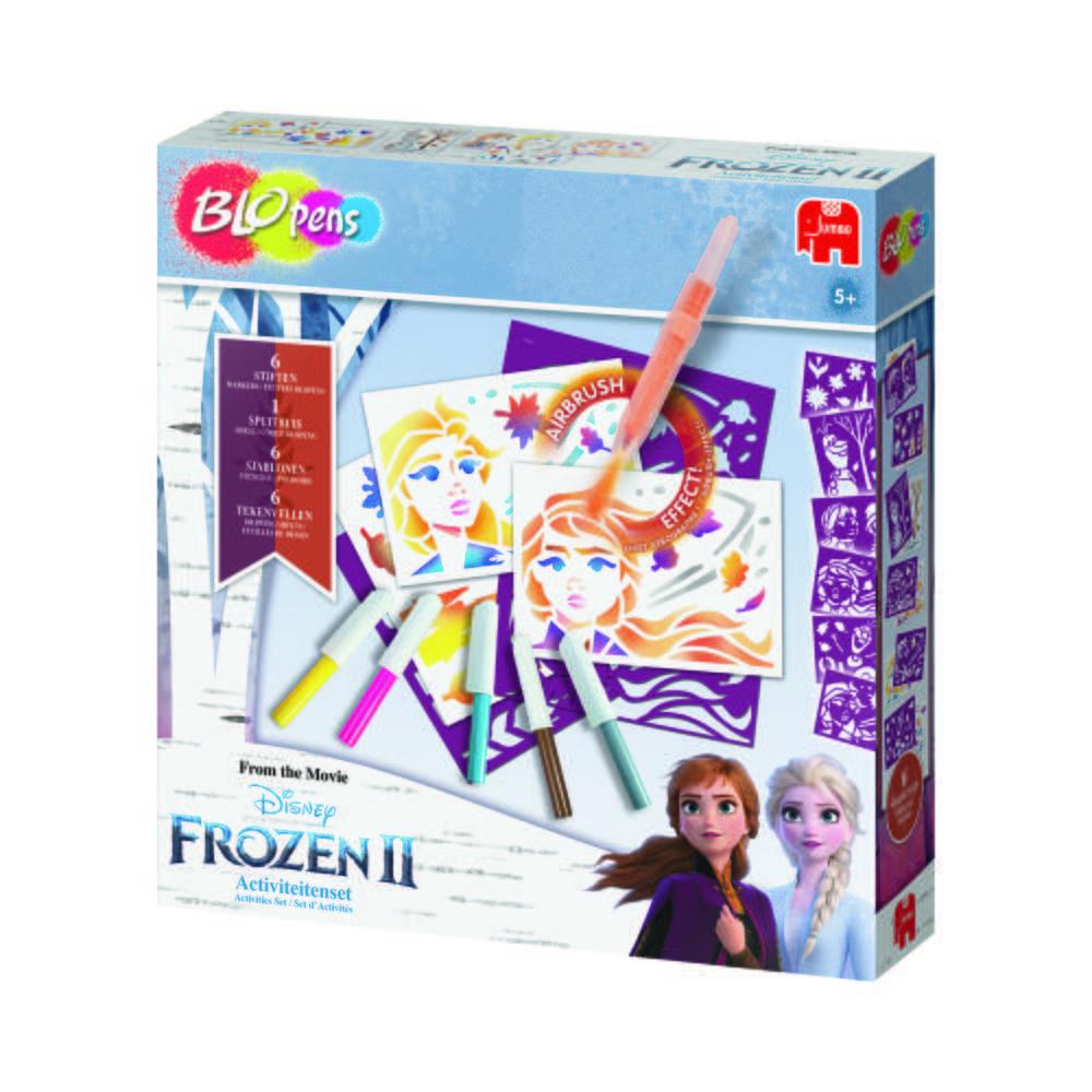 Jumbo BLOpens Disney Frozen 2 activity set