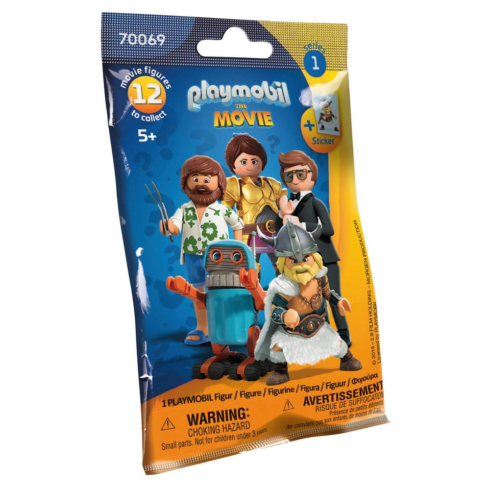 PLAYMOBIL THE MOVIE verzamelfiguren
