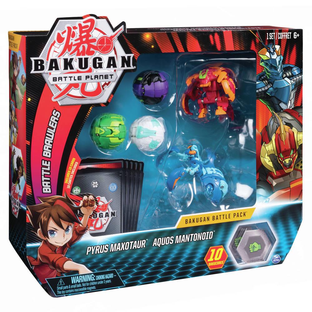 Bakugan Battle 5 Pack