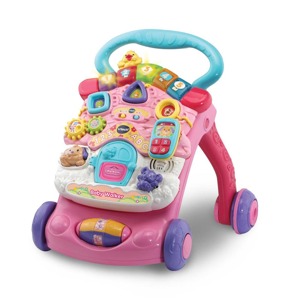 VTech Baby Walker - roze