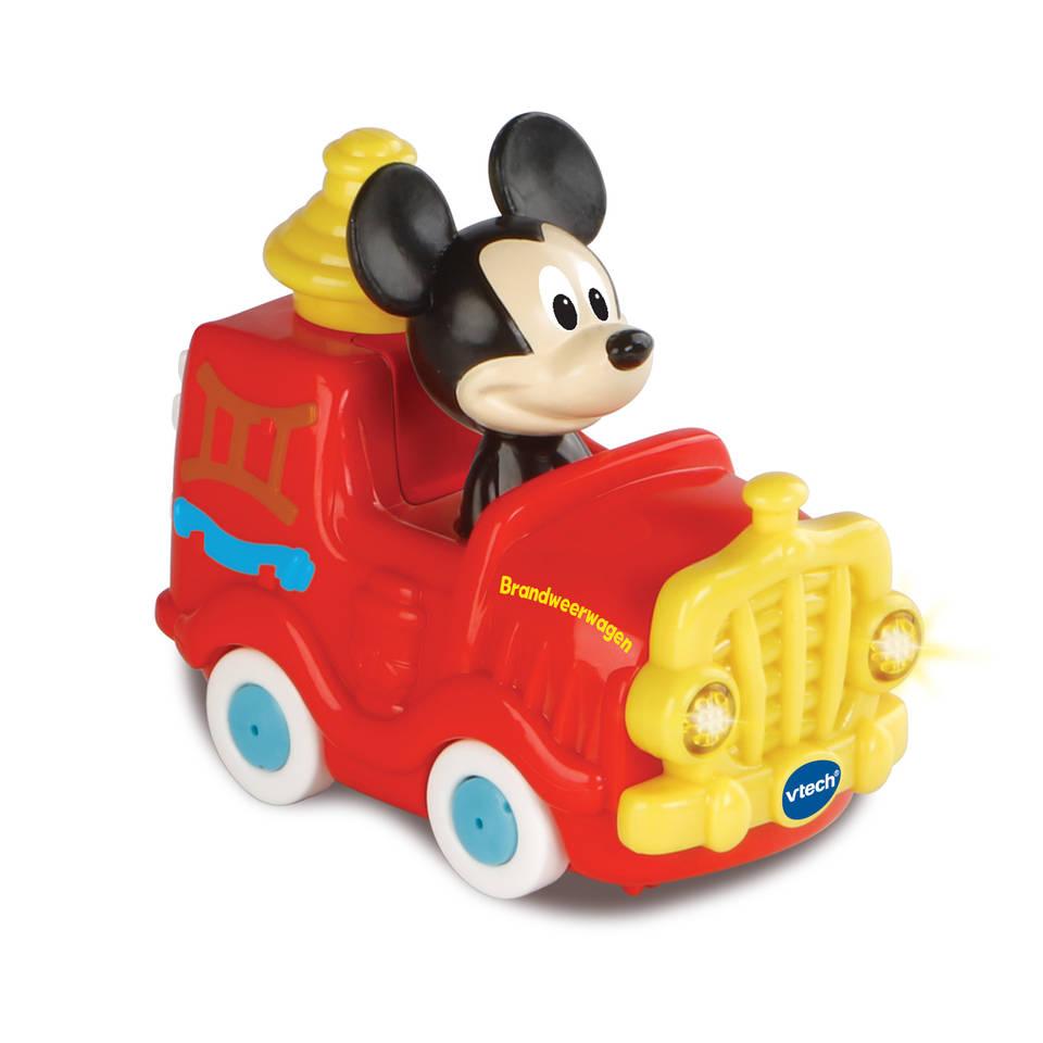 VTech Toet Toet auto Disney Mickey Mouse brandweerwagen