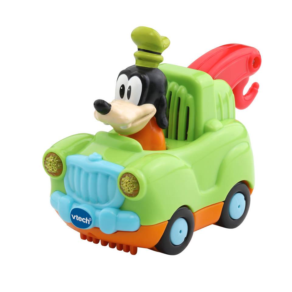 VTech Toet Toet Auto's Disney Goofy takelwagen