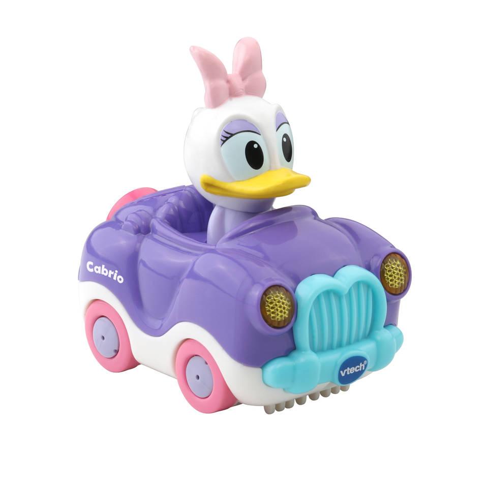 VTech Toet Toet auto Disney Katrien cabrio