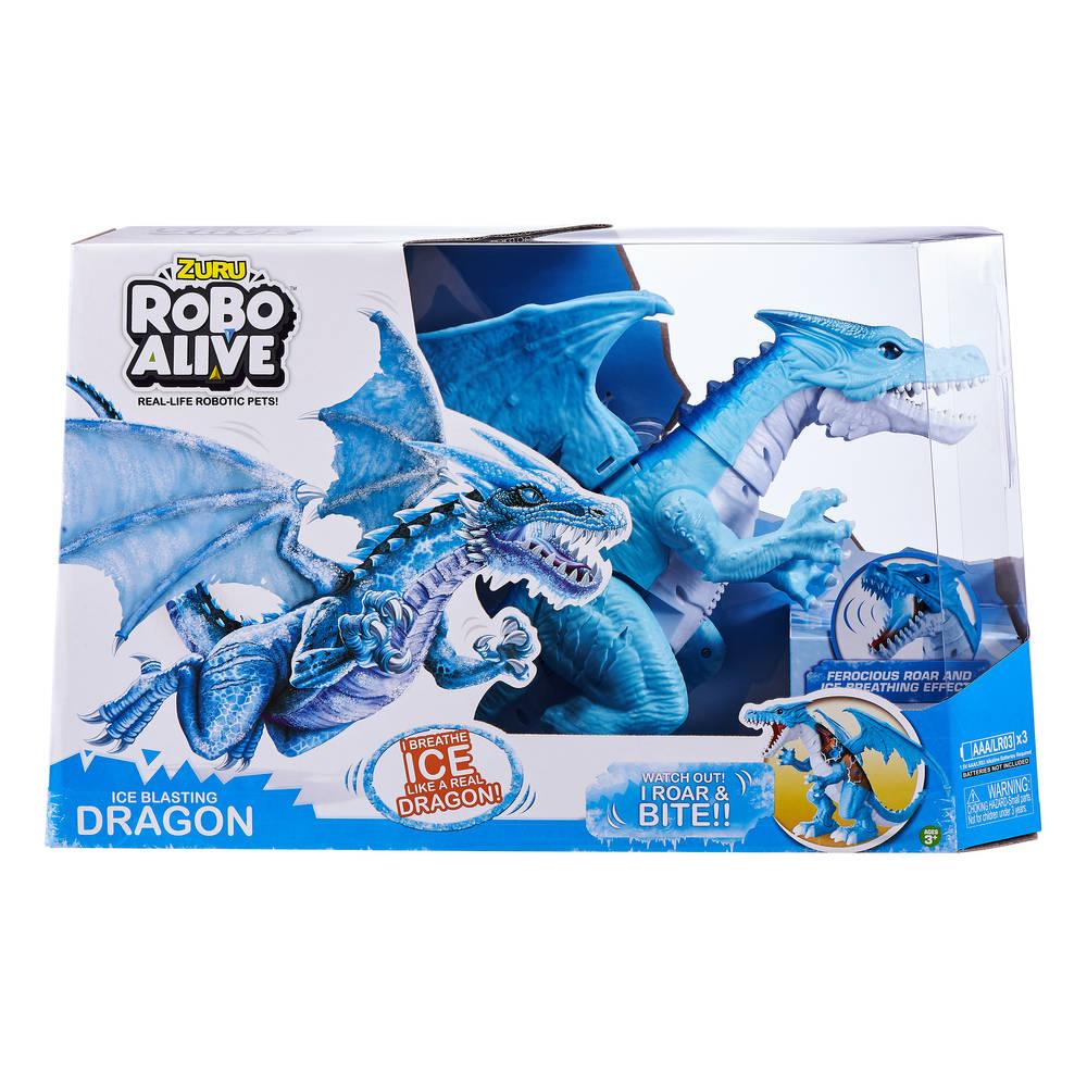 Robo Alive draak