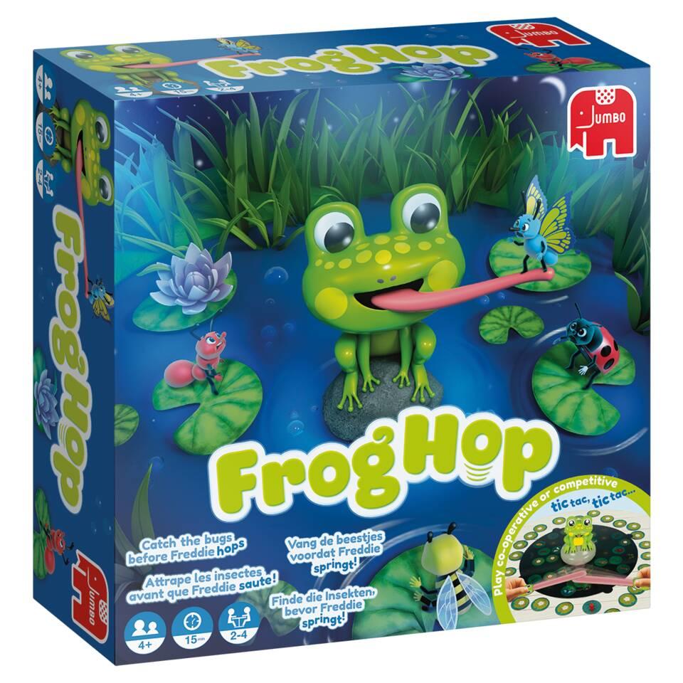 Jumbo Frog hop gezelschapsspel