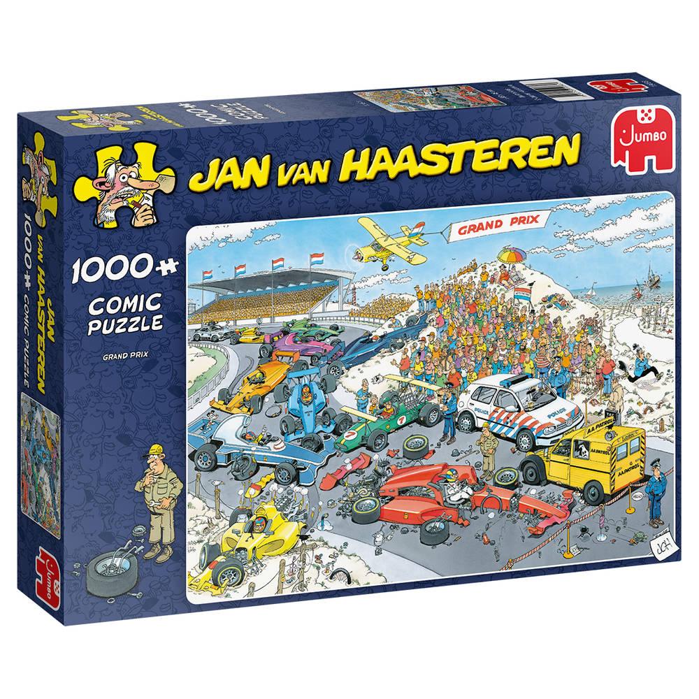 Jumbo Jan van Haasteren puzzel Grand Prix - 1000 stukjes
