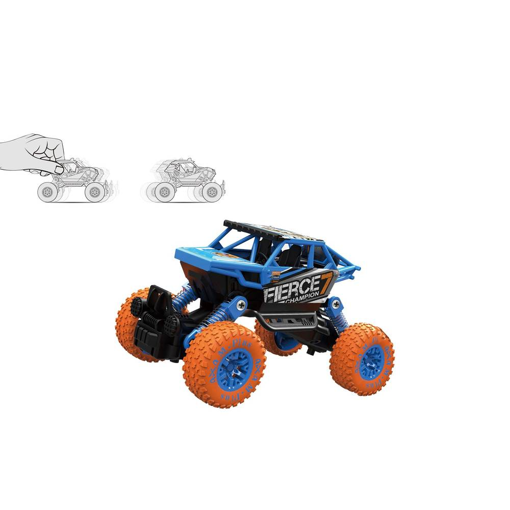 Pull-back buggy - 1:32
