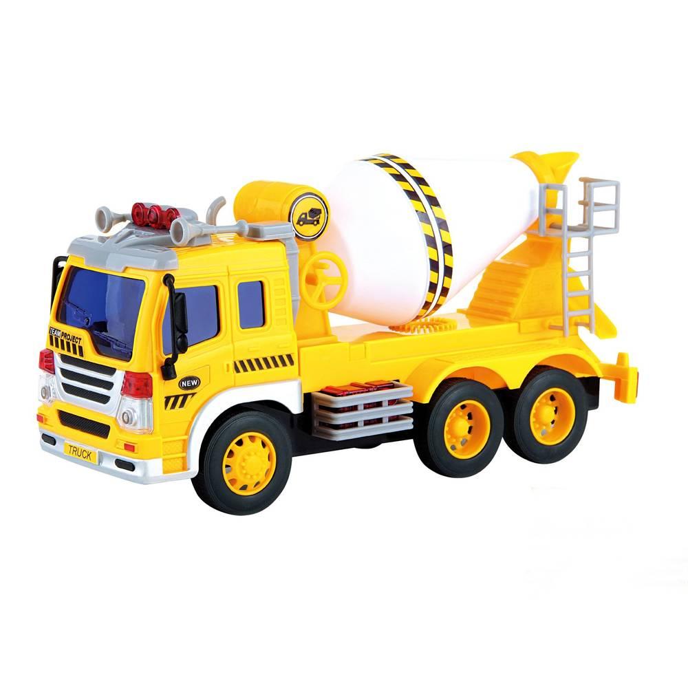 Cementwagen met licht en geluid - 1:16