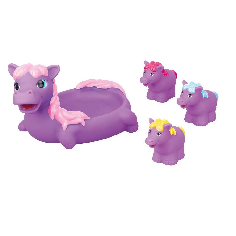 Badpaarden set 4-delig