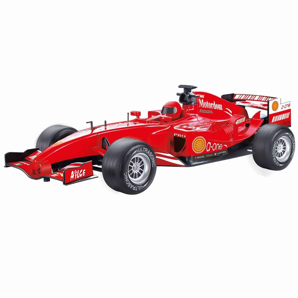 Formule 1 racewagen - 1:10 - rood