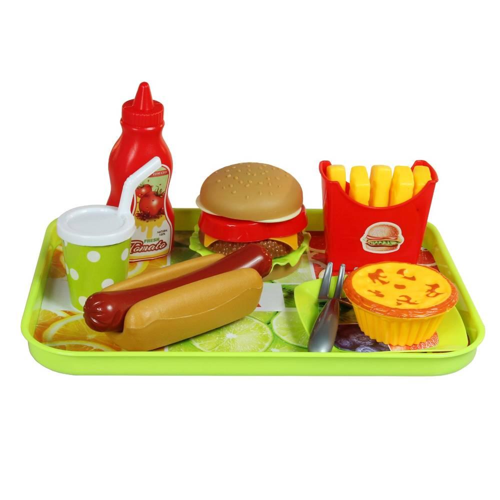 Keuken snackbarset
