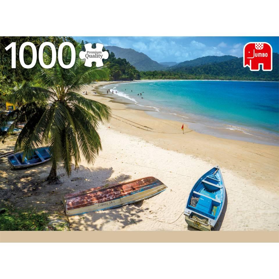 Jumbo puzzel Trinidad and Tobago - 1000 stukjes