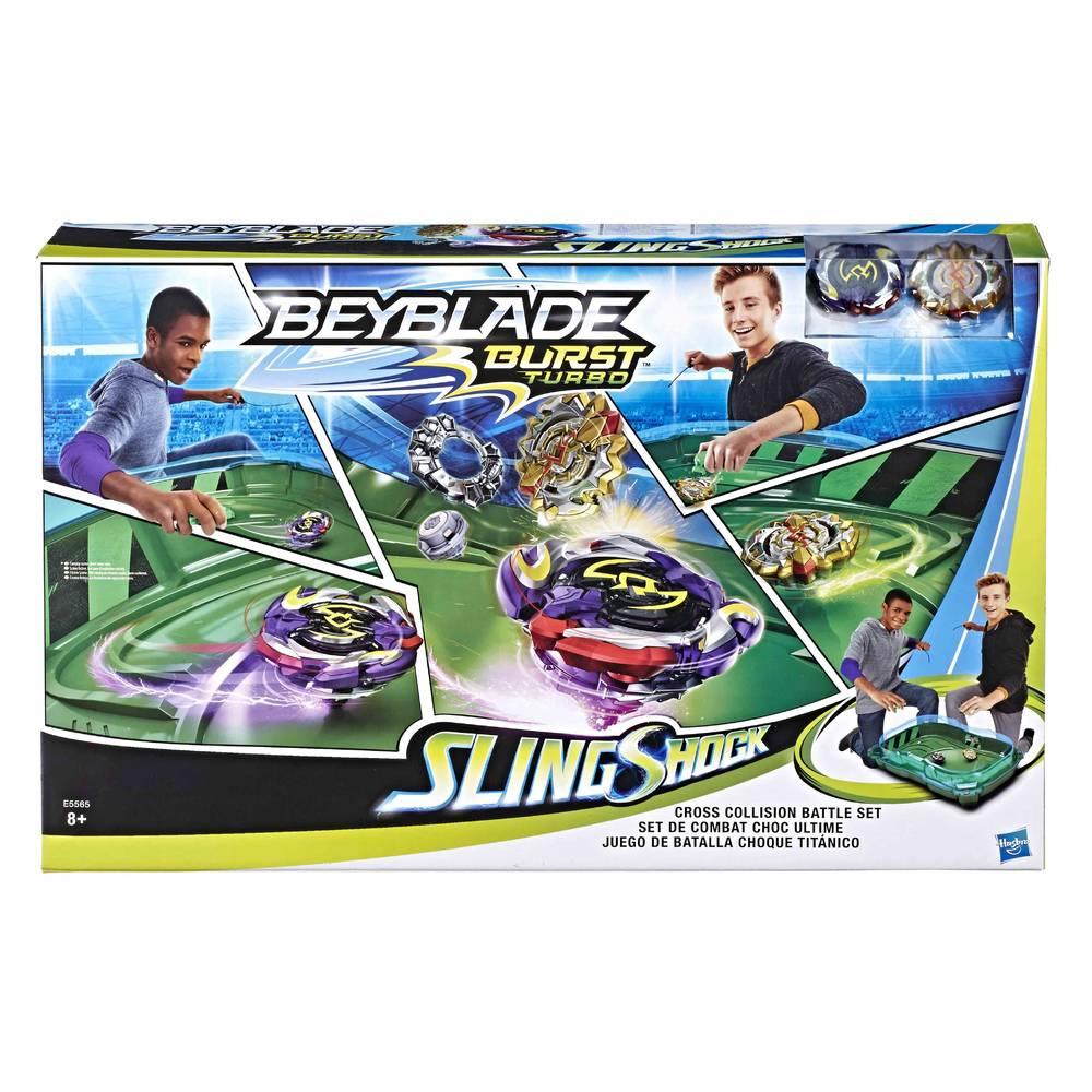 Beyblade Burst Turbo gevechtsarena battle set