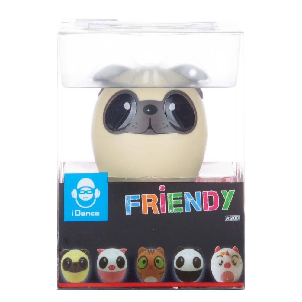 iDance Friendy draadloze mini hond Bluetooth speaker