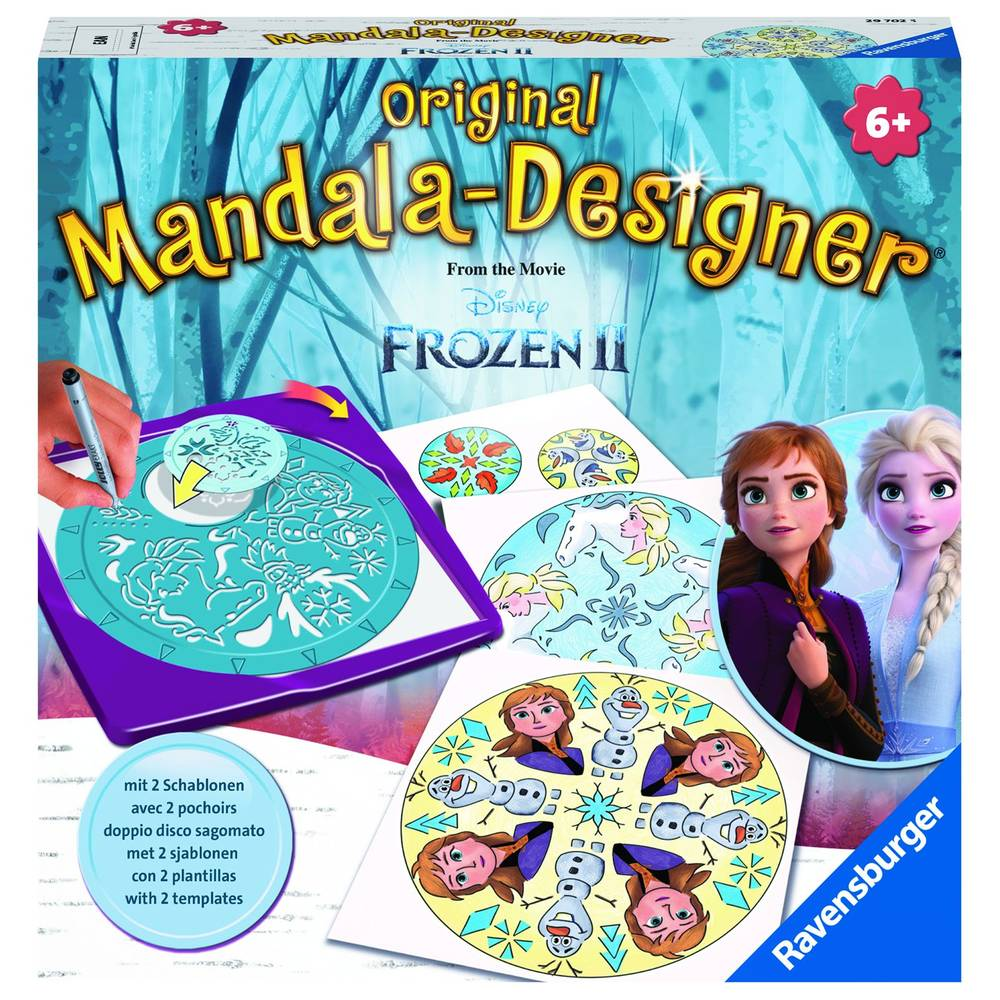 Ravensburger Disney Frozen 2 Mini Mandala-Designer