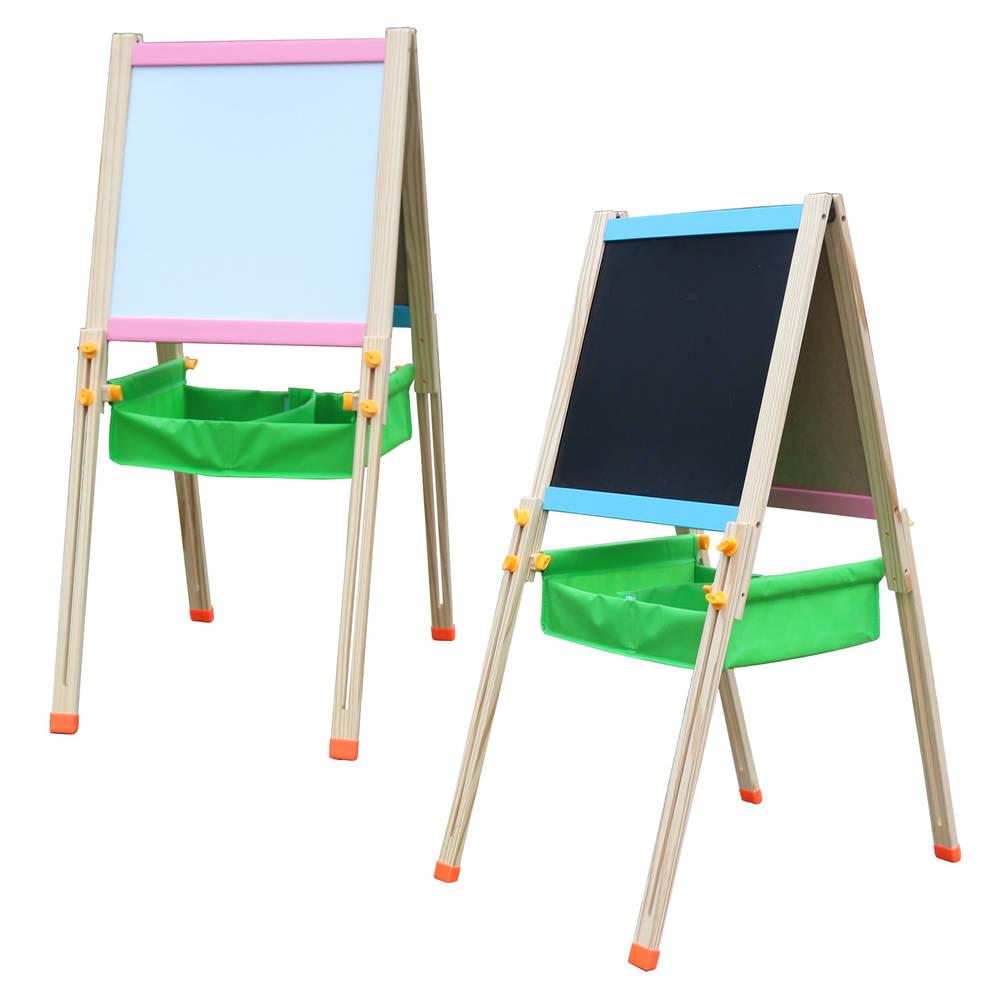 Schoolbord en whiteboard set