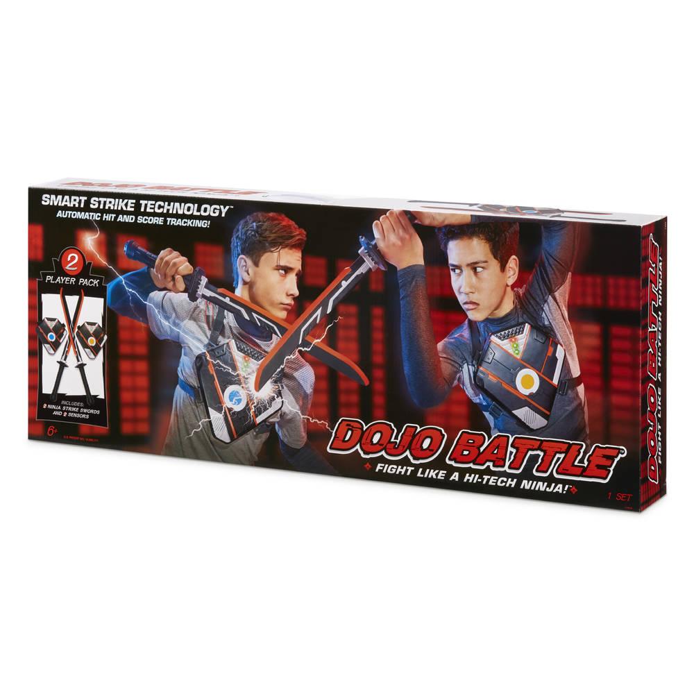 Dojo Battle Dueling Ninja Strike zwaarden