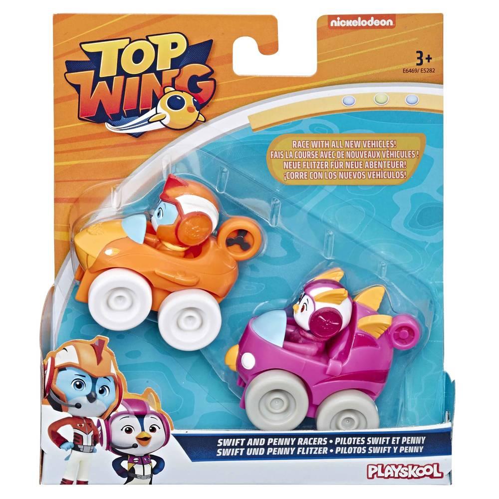 Top Wing raceauto's set