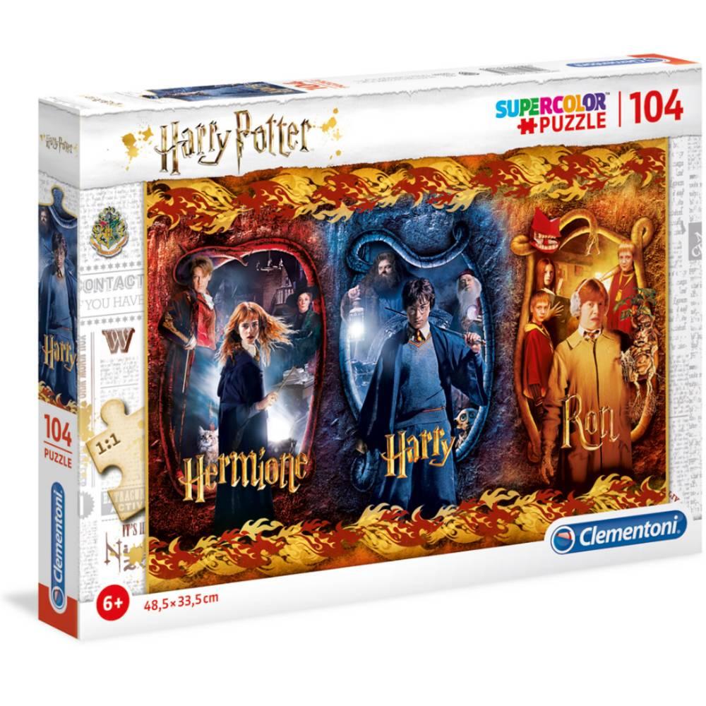 ClementoniHarry Potter puzzel - 104 stukjes