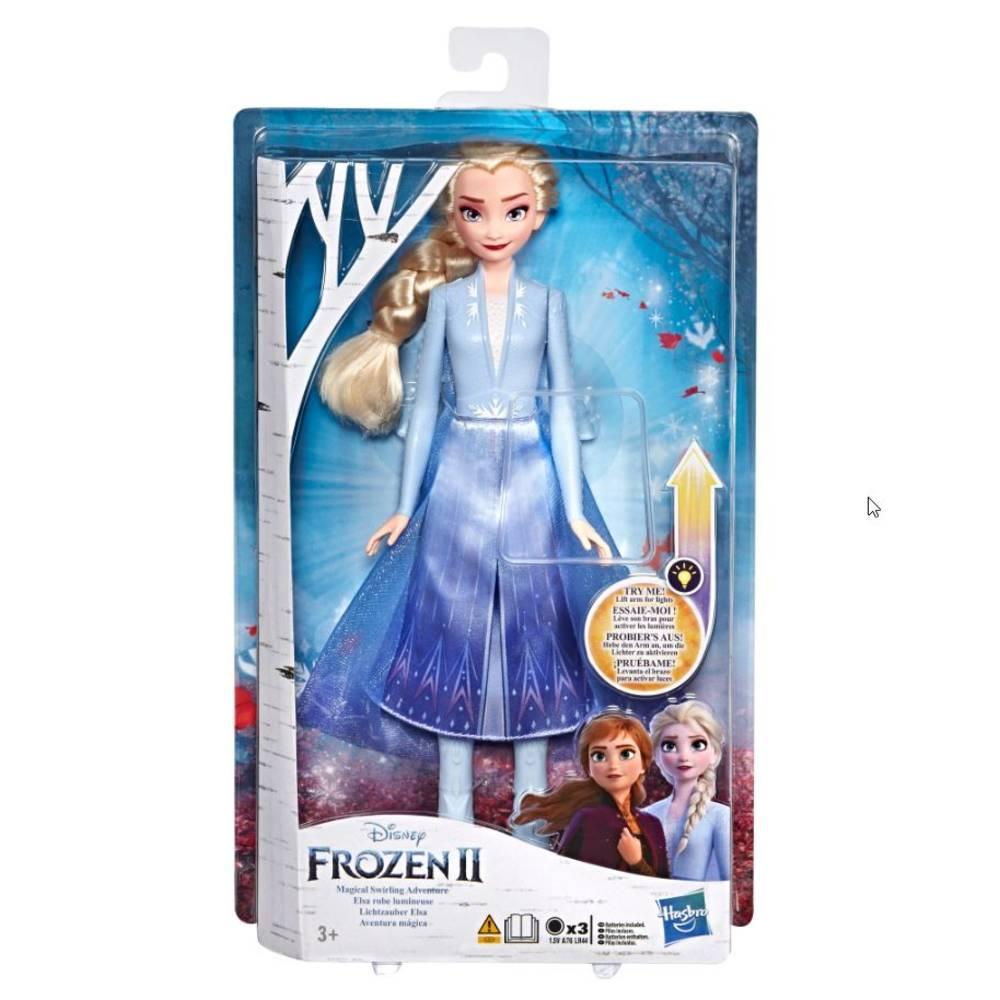 Disney Frozen 2 lichtgevende Elsa pop