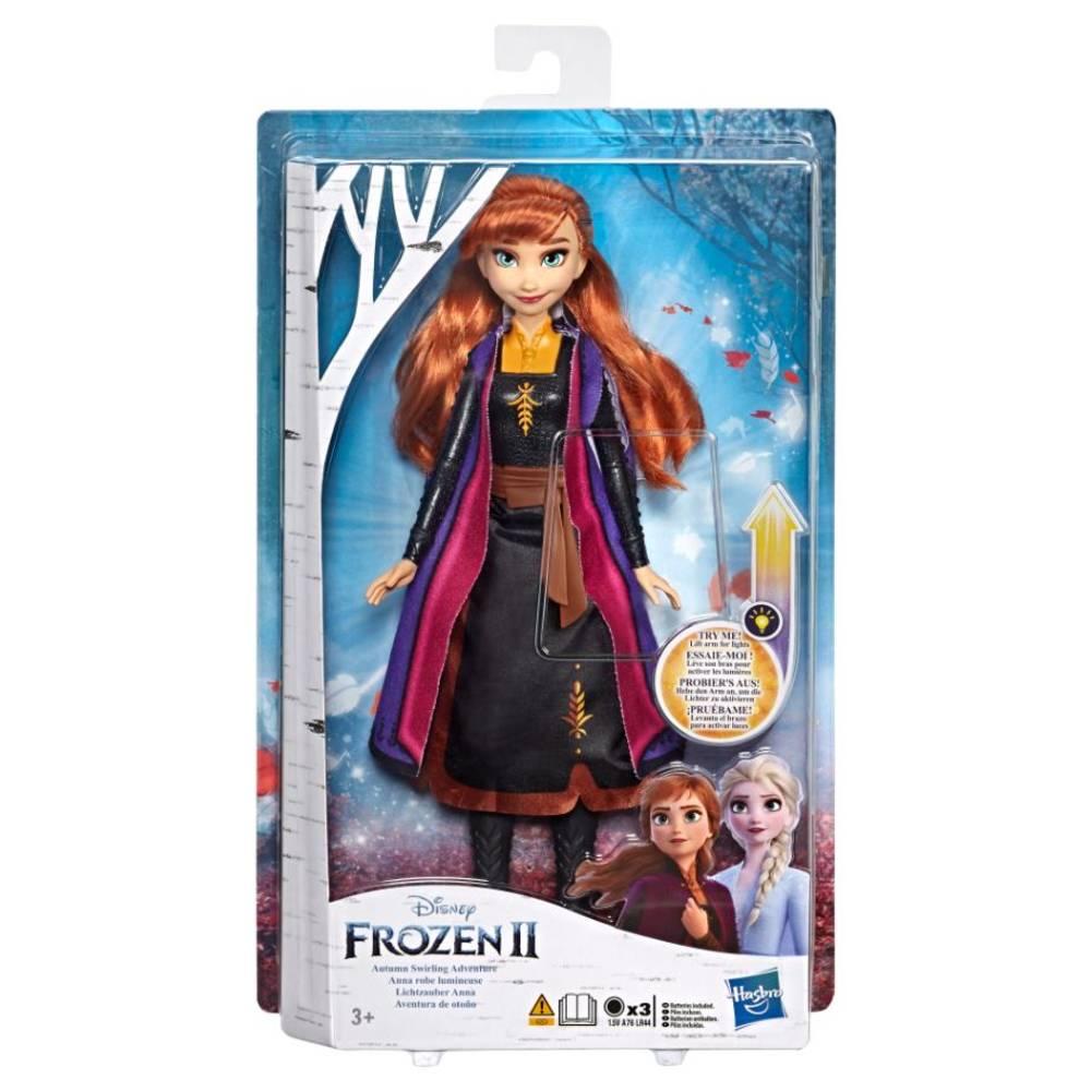 Disney Frozen 2 lichtgevende Anna pop