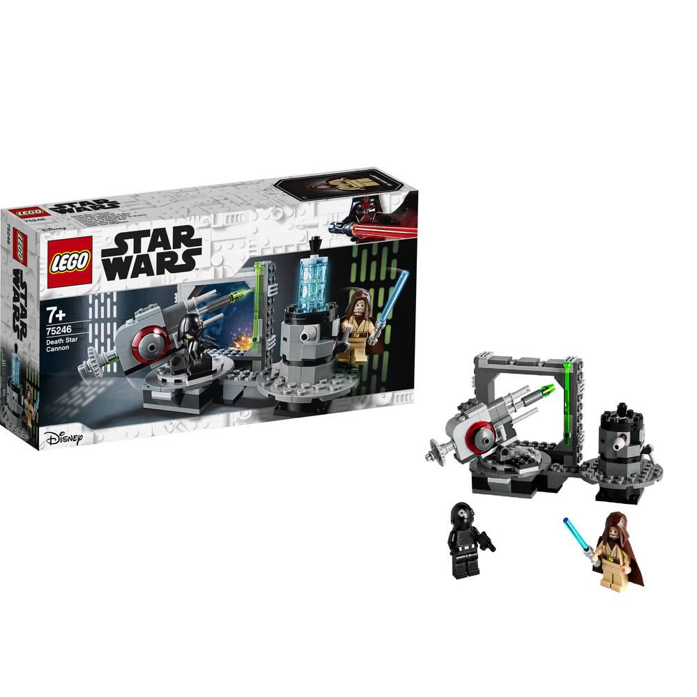 LEGO Star Wars Death Star kanon 75246