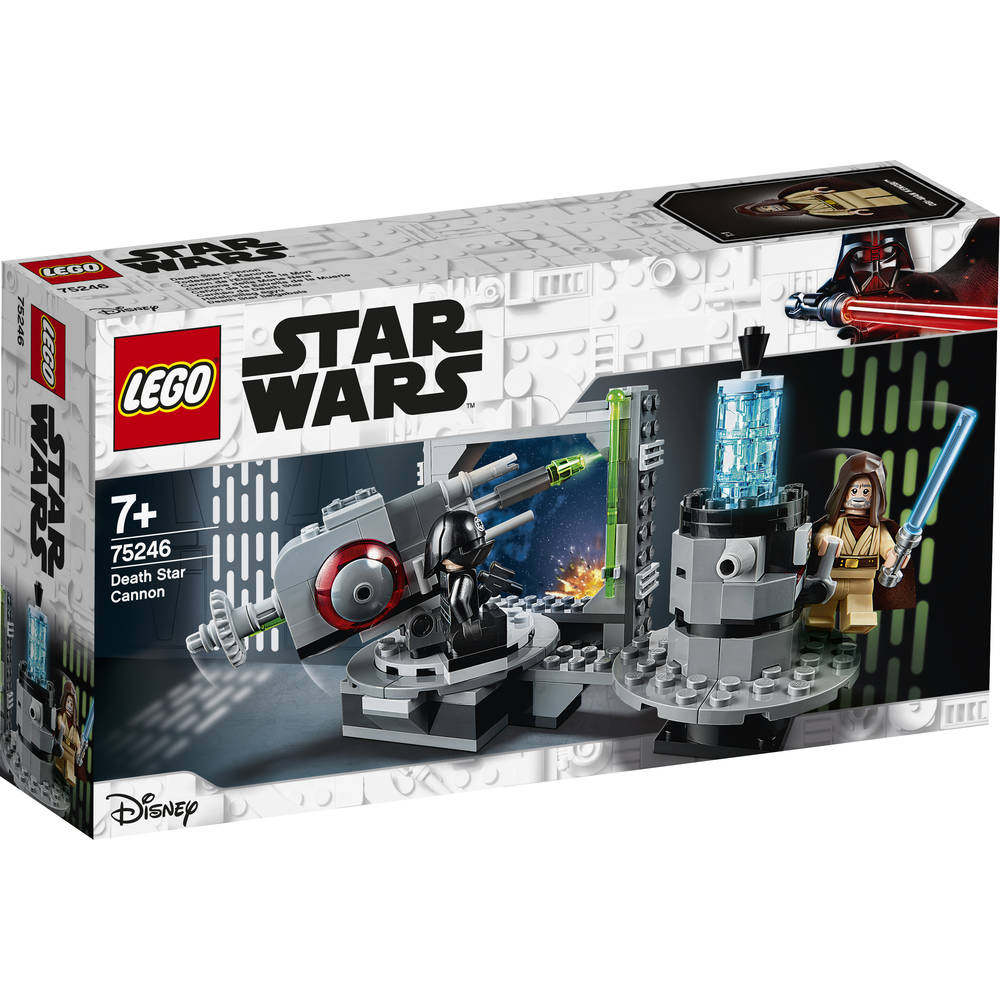 LEGO Star Wars Death Star kanon 75246