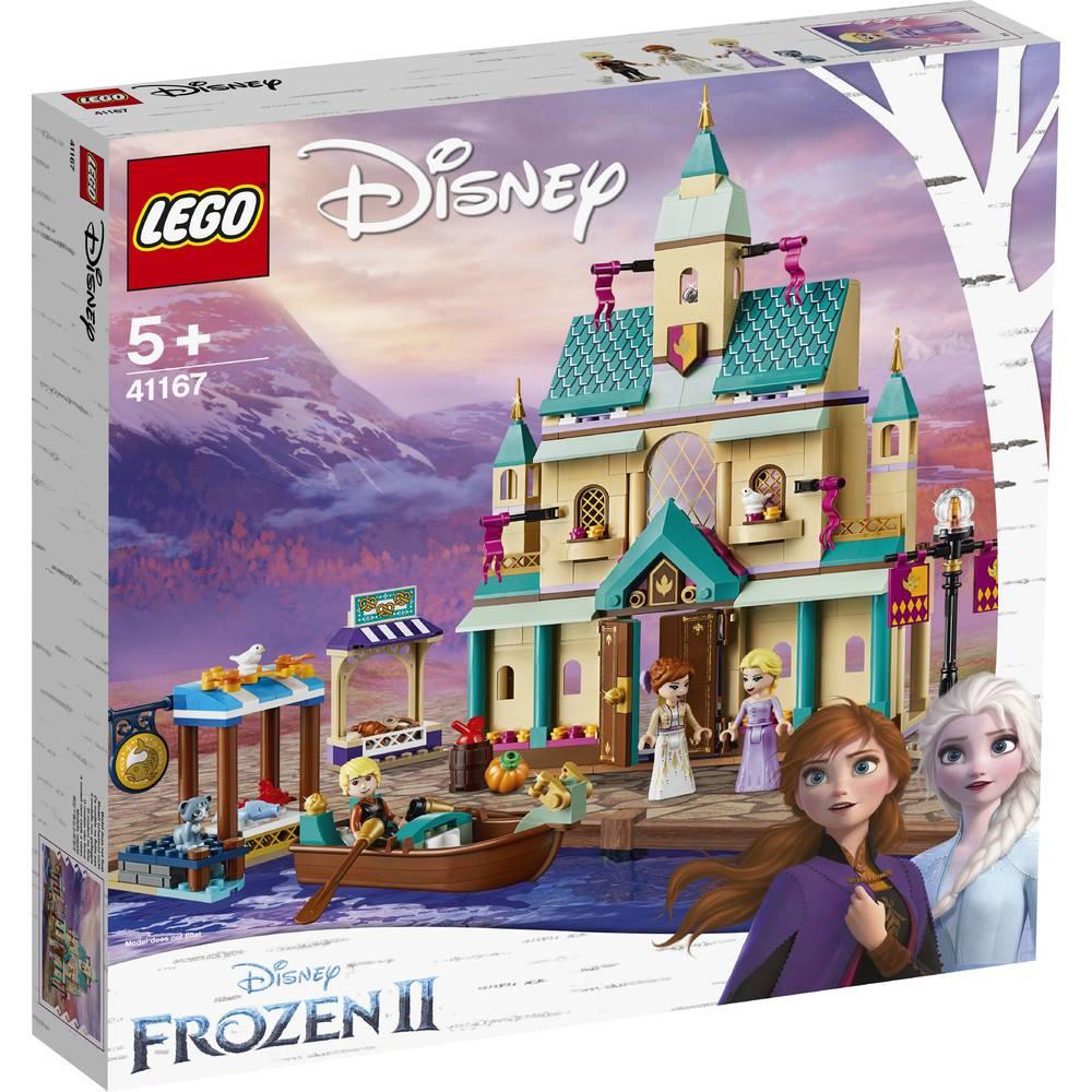 LEGO Disney Frozen 2 Kasteeldorp Arendelle 41167