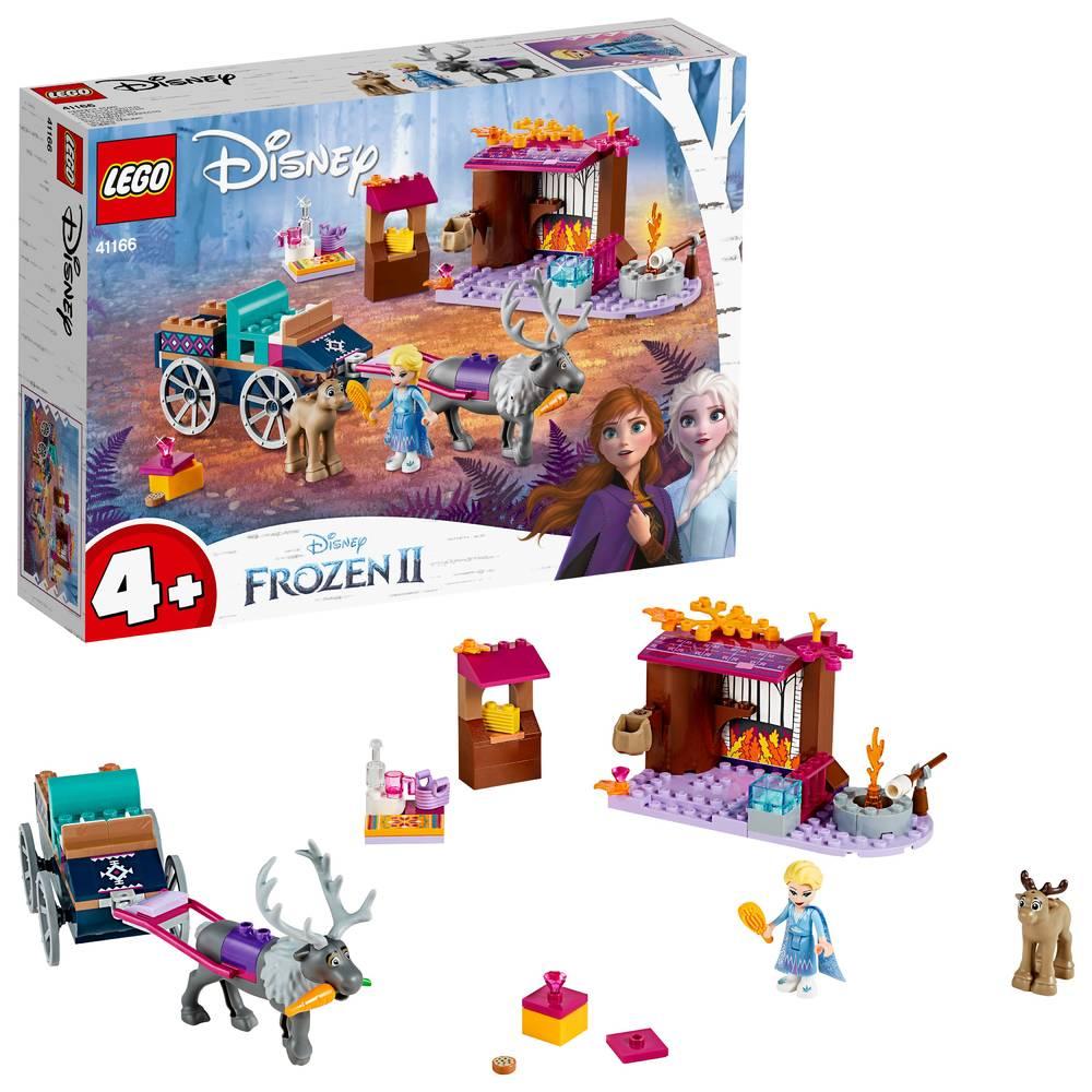 LEGO Disney Frozen 2 Elsa's koetsavontuur 41166