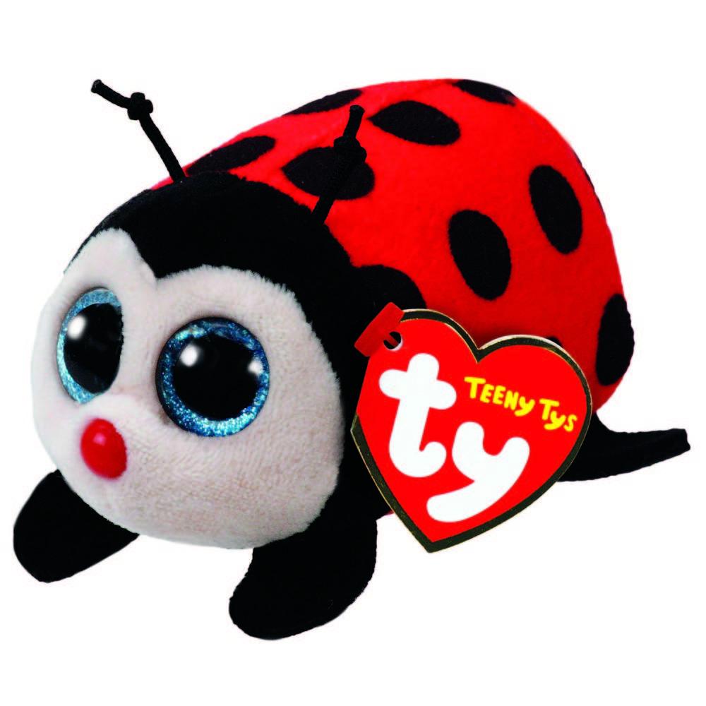 Ty Teeny knuffel Trixy - 10 cm