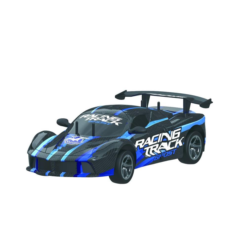 Wonky Cars op afstand bestuurbare auto Cheetah drift racer - blauw
