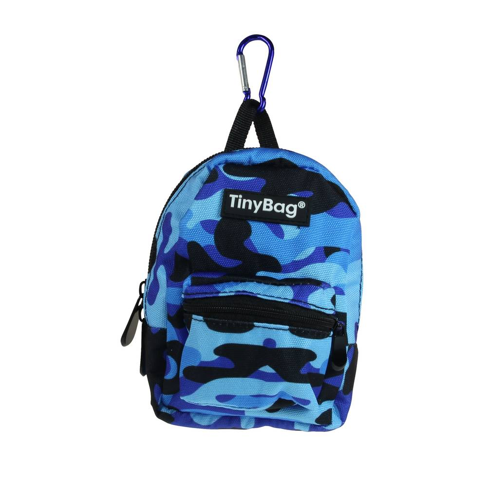 Tiny Bag rugzakje - donkerblauw