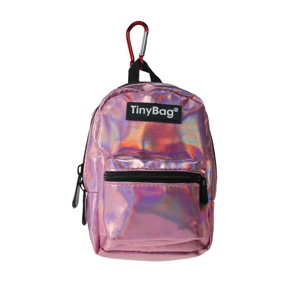 Tiny Bag rugzakje - lichtroze