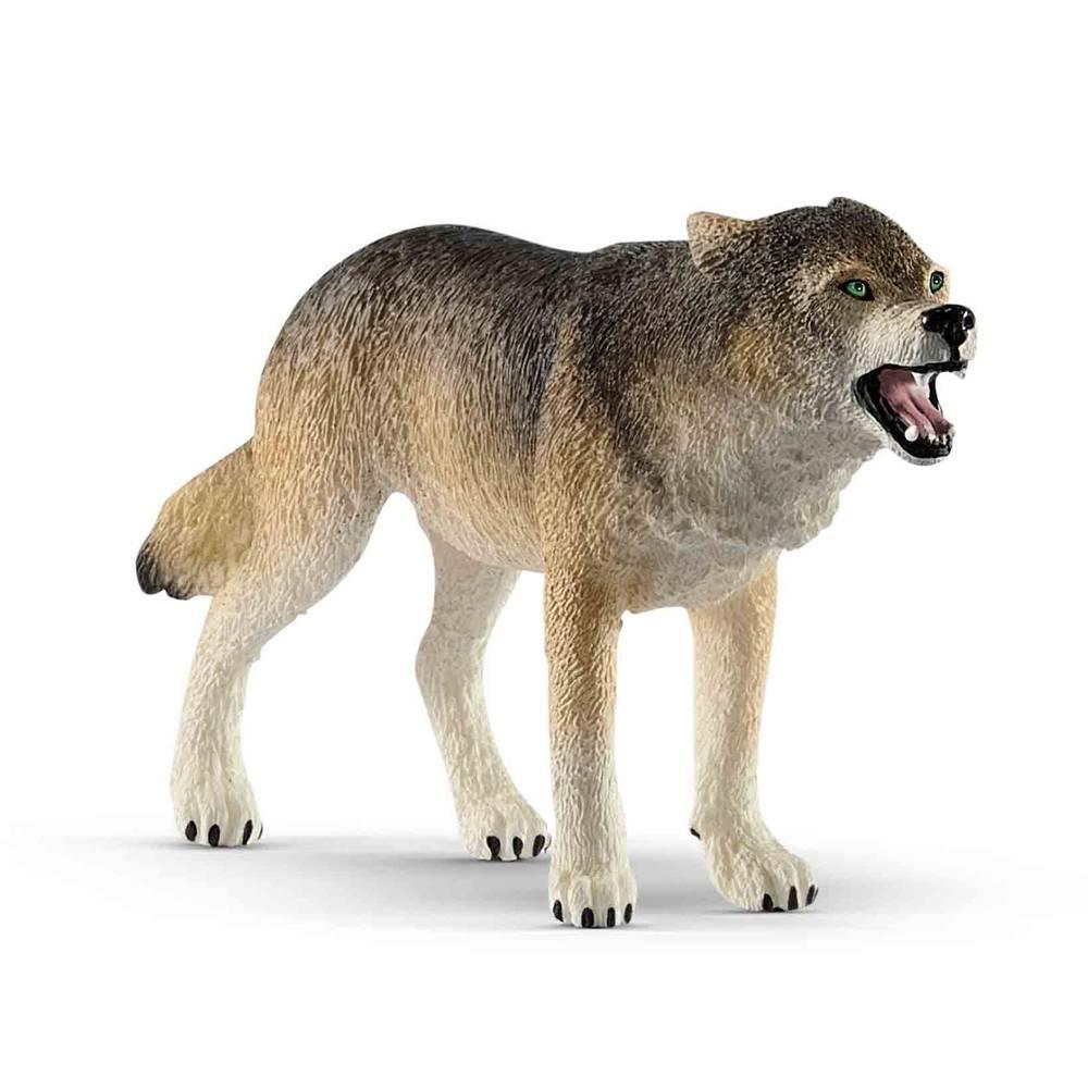 Schleich Wild Life wolf 14821