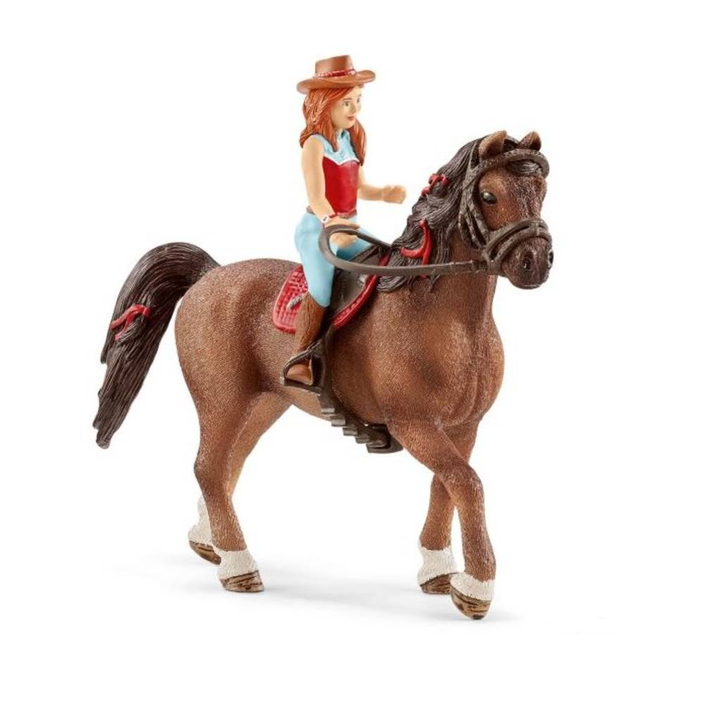 Schleich Horse Club Hannah en Cayenne 42514