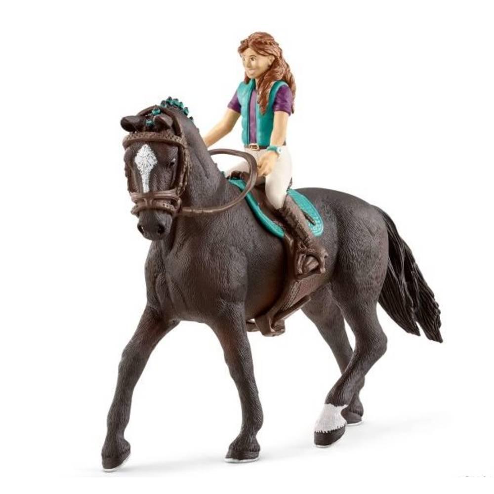 Schleich Horse Club Lisa en Storm 42516