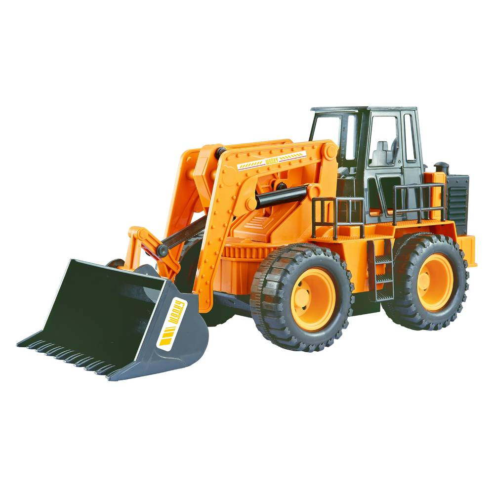 Wonky Cars op afstand bestuurbare auto bulldozer - 1:24