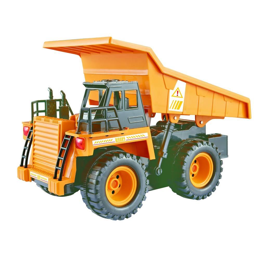 Wonky Cars op afstand bestuurbare auto dump truck - 1:22