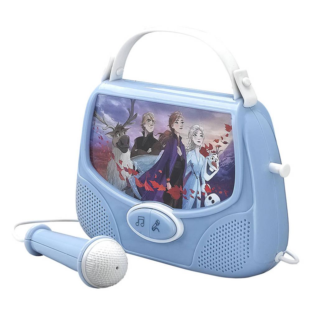 Disney Frozen 2 Karaoke handtas folder aanbieding
